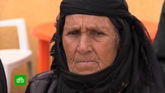 Российские военные раздали нуждающимся сирийцам продуктовые наборы