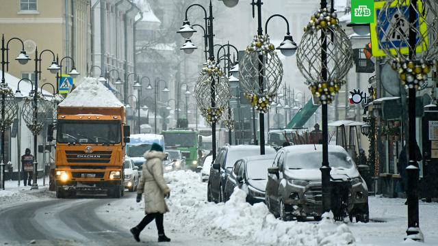 С начала года в Москве выпало 133% от месячной нормы осадков.В январе в Москве выпало 56 мм осадков, что составляет 133% от месячной нормы. Об этом рассказал ведущий специалист центра погоды «Фобос» Евгений Тишковец.Москва, зима, погода.НТВ.Ru: новости, видео, программы телеканала НТВ