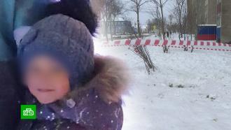 Девочка шесть часов мерзла в канализационном коллекторе.НТВ.Ru: новости, видео, программы телеканала НТВ