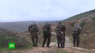Российские саперы уничтожили секретные бункеры сирийских боевиков