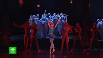 Приморские артисты привезли вПетербург утонченный балет про сказочную Шехерезаду