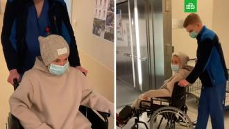 Лера Кудрявцева попала вбольницу спереломом крестца