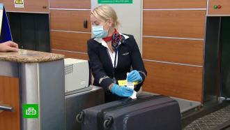 «Аэрофлот» добивается уменьшения габаритов бесплатного багажа