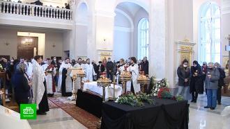 Петербург простился с архитектором Рафаэлем Даяновым