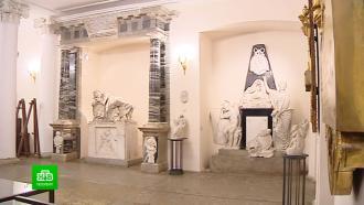 Как музей и Александро-Невская лавра с трудом уживаются в Благовещенской церкви