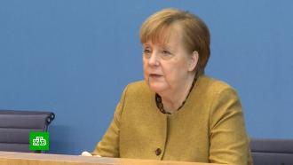 Меркель предложила России помощь врегистрации «СпутникаV» вЕС
