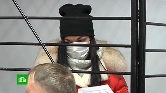 «Чудовище»: обманутых банкиром-аферисткой клиентов шокировало ее поведение в суде.Нижегородская область, банки, кредиты, мошенничество.НТВ.Ru: новости, видео, программы телеканала НТВ