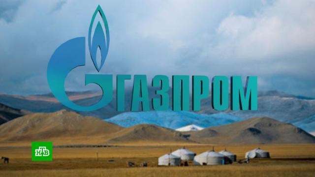 «Газпром» создал вМонголии компанию для продолжения «Силы Сибири— 2».Газпром, Китай, Миллер, Монголия, газ, газопровод.НТВ.Ru: новости, видео, программы телеканала НТВ