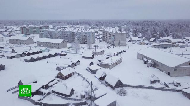 Поселок вКировской области неделю живет без отопления в<nobr>20-градусный</nobr> мороз