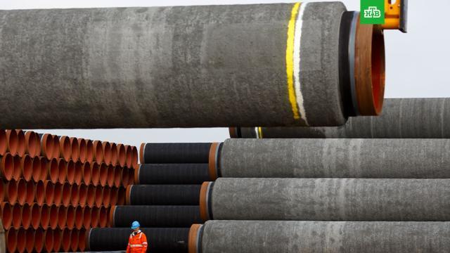 В водах Дании началась укладка труб «Северного потока — 2».Трубоукладочная баржа «Фортуна» возобновила укладку газопровода и ведет работы в водах Дании.Германия, Дания, Северный поток, газ, газопровод, энергетика.НТВ.Ru: новости, видео, программы телеканала НТВ