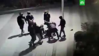 Толпа избила <nobr>14-летнего</nobr> украинца уЭйфелевой башни