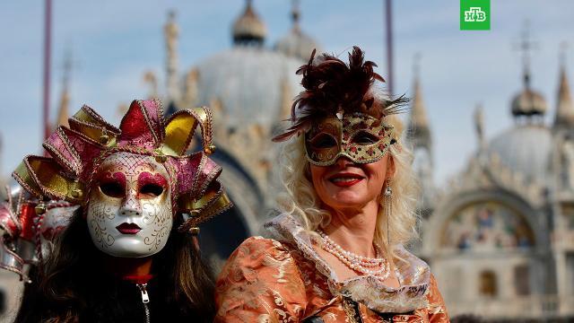 Венецианский карнавал перевели в онлайн из-за коронавируса.Коронавирус повлиял на знаменитый карнавал в Венеции.Венеция, карантин, коронавирус, фестивали и конкурсы.НТВ.Ru: новости, видео, программы телеканала НТВ