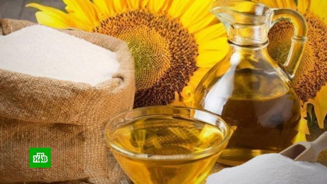Росстат изучил цены на сахар и подсолнечное масло.еда, магазины, продукты, тарифы и цены, торговля.НТВ.Ru: новости, видео, программы телеканала НТВ
