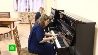 Впетербургском училище Мусоргского впервые закупили новые пианино
