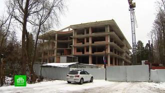 Под Петербургом вместо спорткомплекса могут появиться элитные апартаменты
