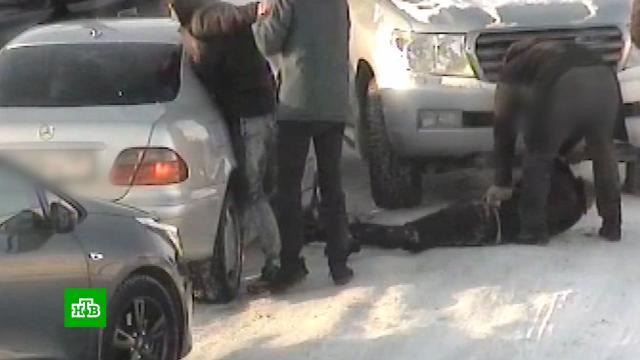 В Омске вынесли приговор похищавшим бизнесменов рэкетирам.Омск, криминал, похищения людей, приговоры, расследование, суды.НТВ.Ru: новости, видео, программы телеканала НТВ