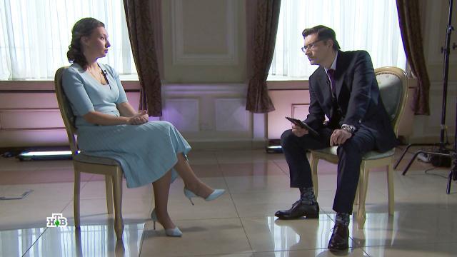 «Это жутко»: Анна Кузнецова— ововлечении детей внезаконные акции.Интернет, дети и подростки, интервью, митинги и протесты, эксклюзив.НТВ.Ru: новости, видео, программы телеканала НТВ