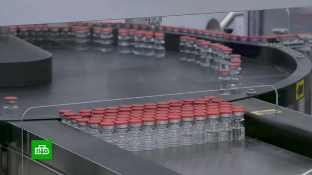 Срыв поставок препаратов парализовал вакцинацию в Европе