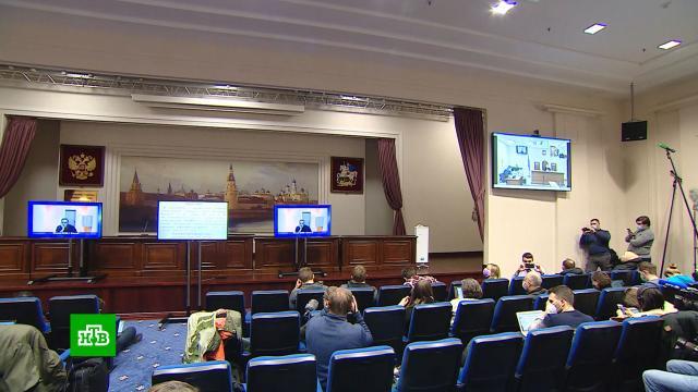 Суд оставил Навального под стражей до 15февраля.Москва, Навальный, обыски, оппозиция, полиция.НТВ.Ru: новости, видео, программы телеканала НТВ