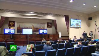 Суд оставил Навального под стражей до 15февраля