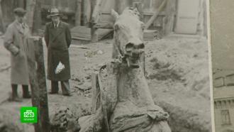 Музейщики блокадного Ленинграда героически спасали памятники от фашистских бомб