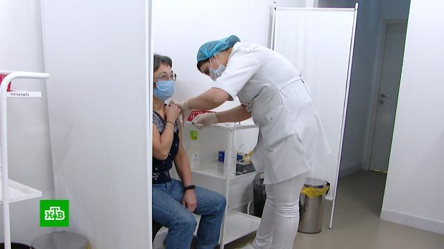 Сначалом массовой вакцинации число активных случаев COVID-19 пошло на спад.болезни, больницы, здоровье, коронавирус, медицина, прививки, эпидемия.НТВ.Ru: новости, видео, программы телеканала НТВ