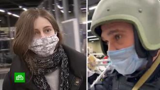 Покупательнице без маски грозит пять лет колонии за укушенного росгвардейца