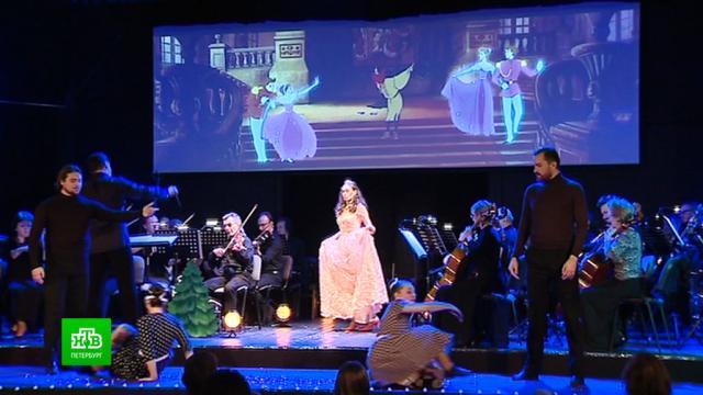 Музыканты отправили маленьких петербуржцев в«Зимнее путешествие».Санкт-Петербург, дети и подростки, музыка и музыканты.НТВ.Ru: новости, видео, программы телеканала НТВ
