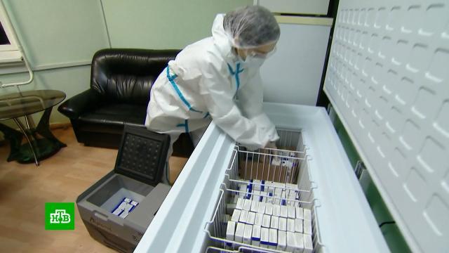 В Казахстане начинается вакцинация российским «Спутником V».Казахстан, коронавирус, прививки.НТВ.Ru: новости, видео, программы телеканала НТВ