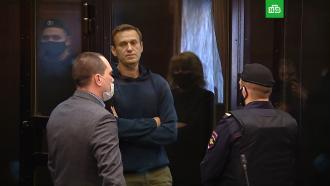 ФСИН просит отправить Навального вколонию на 3,5года