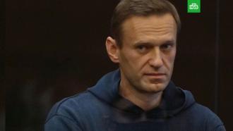 ФСИН: ранее не просили заменить срок Навальному на реальный из принципов гуманизма