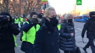 Мосгорсуд готовится принять решение насчет замены условного срока Навальному