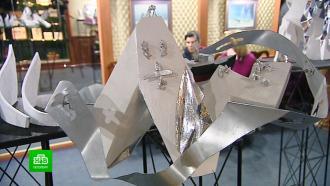 Петербургские скульпторы представили концепцию парка «Арктика»
