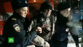 Полицейские спасли заблудившегося влесу пенсионера