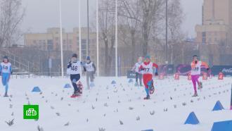В Казани проходят соревнования Специальной Олимпиады