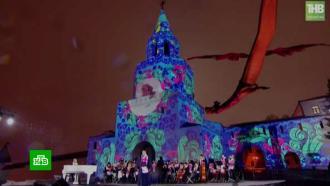Зилант стал логотипом Всемирных зимних игр Специальной Олимпиады вКазани