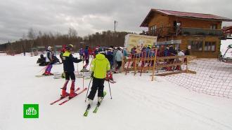 День зимних видов спорта: вРоссии растут продажи лыж, коньков иклюшек