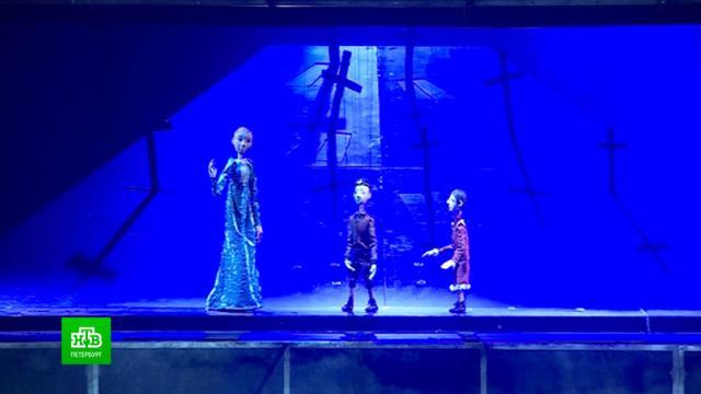Маленькие петербуржцы увидели «Синюю птицу».Санкт-Петербург, дети и подростки, театр.НТВ.Ru: новости, видео, программы телеканала НТВ