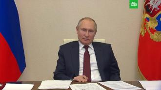 Путин поручил разобраться сзарплатами ученых врегионах