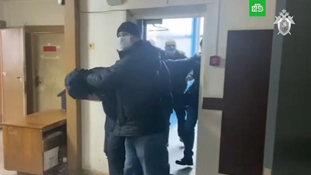 Задержан мужчина, задушивший девочку вТверской области.Тверь, дети и подростки, расследование, убийства и покушения, задержание.НТВ.Ru: новости, видео, программы телеканала НТВ
