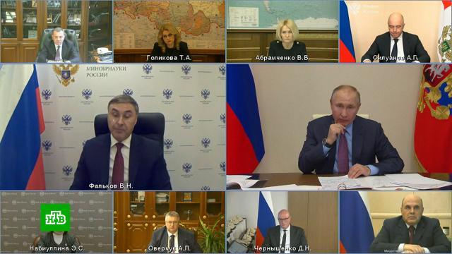 «У одних густо, у других пусто»: Путин поручил решить проблемы с зарплатами бюджетников.Путин, зарплаты, правительство РФ.НТВ.Ru: новости, видео, программы телеканала НТВ