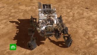 Китай вывел зонд <nobr>«Тяньвэнь-1»</nobr> на орбиту Марса