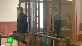 Осужденного <nobr>экс-замначальника</nobr> петербургского ФСИН приговорили за крупную взятку