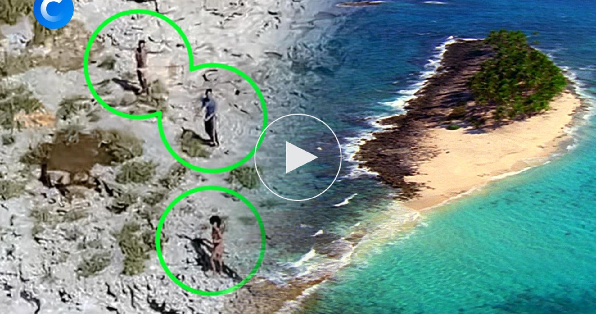 Трое человек месяц выживали на необитаемом острове