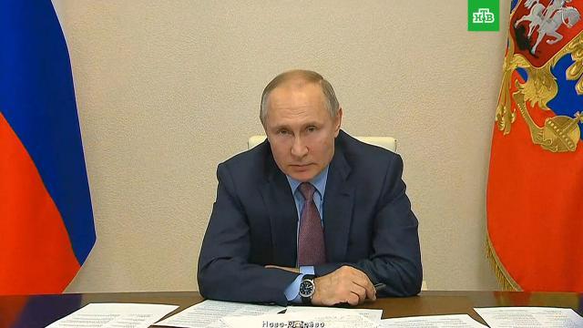 Путин заверил, что Россия не бросит Донбасс.ДНР, Путин, журналистика.НТВ.Ru: новости, видео, программы телеканала НТВ
