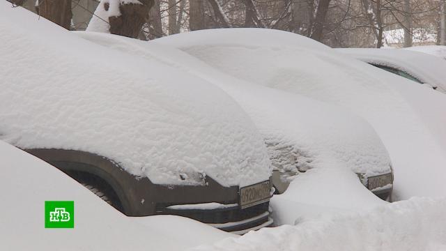 Зимние испытания: Москва приходит всебя после снежного апокалипсиса.Москва, зима, погодные аномалии, снег.НТВ.Ru: новости, видео, программы телеканала НТВ
