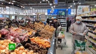 Картошка иморковь за год подорожали почти на 40%
