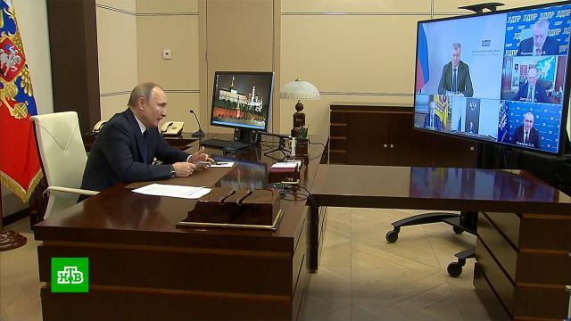 Путин: Россию пытаются заставить платить за геополитический проект Запада на Украине.Путин, Северный поток, строительство.НТВ.Ru: новости, видео, программы телеканала НТВ