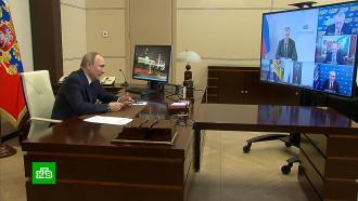 Путин: Россию пытаются заставить платить за геополитический проект Запада на Украине
