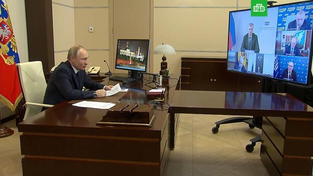 Путин: деятельность IT-компаний ииностранных интернет-платформ— серьезный вызов для РФ.Интернет, Путин, технологии.НТВ.Ru: новости, видео, программы телеканала НТВ